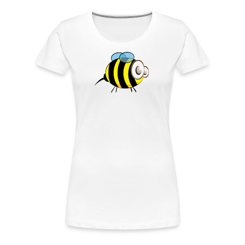 Beeliver in Bees - Women's Premium T-Shirt