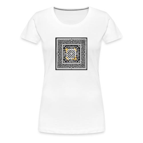 STRIPES - Women's Premium T-Shirt