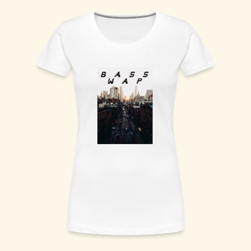 B A S S W A P - Women's Premium T-Shirt