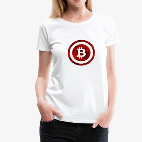 Bitcoin T-Shirt, Geschenkidee - Frauen Premium T-Shirt