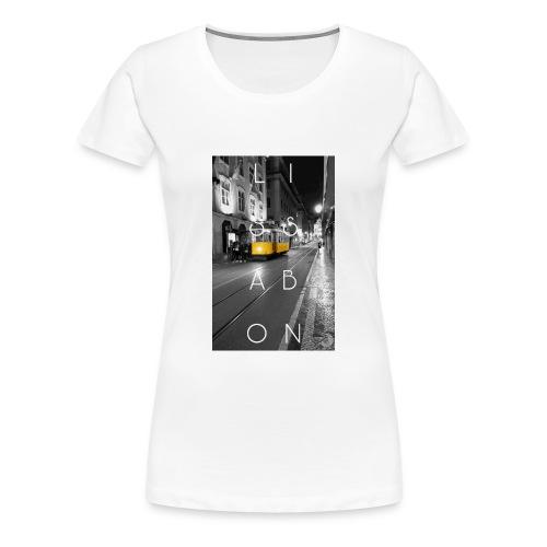 CITY Collection | Lissabon - Frauen Premium T-Shirt
