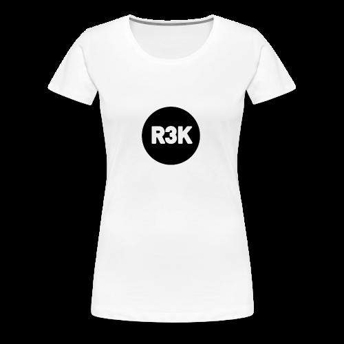 R3K Logo - Women's Premium T-Shirt