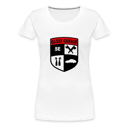 glossgarage.se - Premium-T-shirt dam