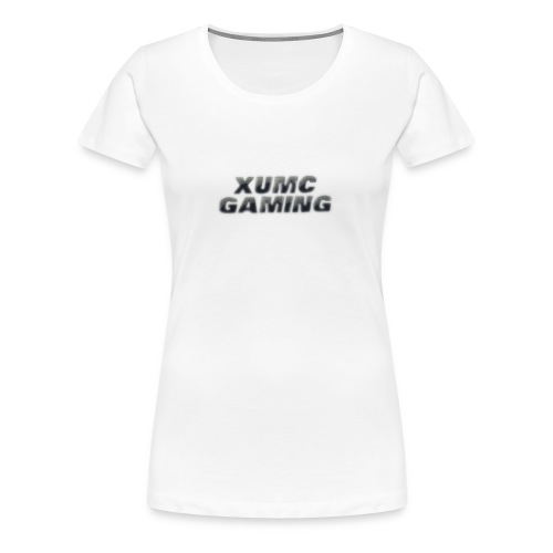 xUMC Gaming - logo 2 - Women's Premium T-Shirt
