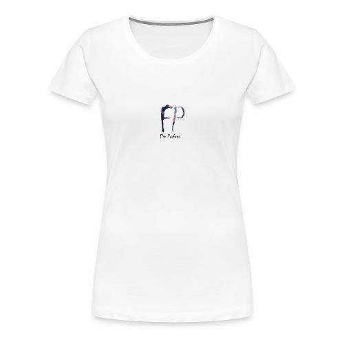 Flip prefect logo - Premium T-skjorte for kvinner