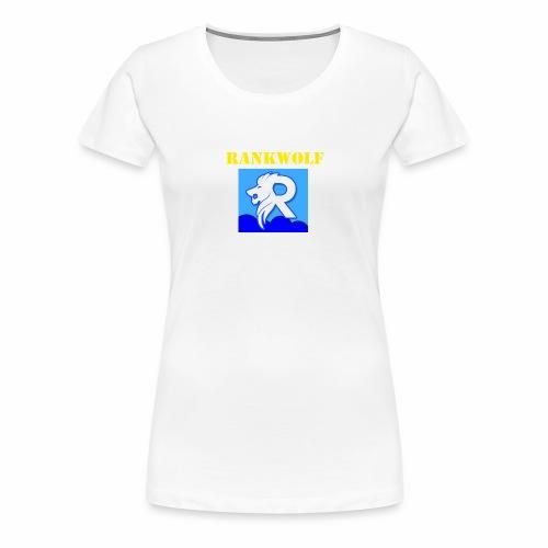 rankwolf2 - Vrouwen Premium T-shirt