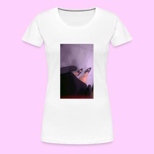 zugutmuetig - Frauen Premium T-Shirt