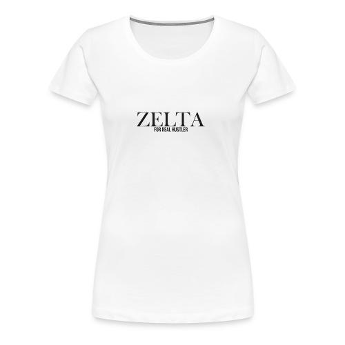 ZELTA - Frauen Premium T-Shirt