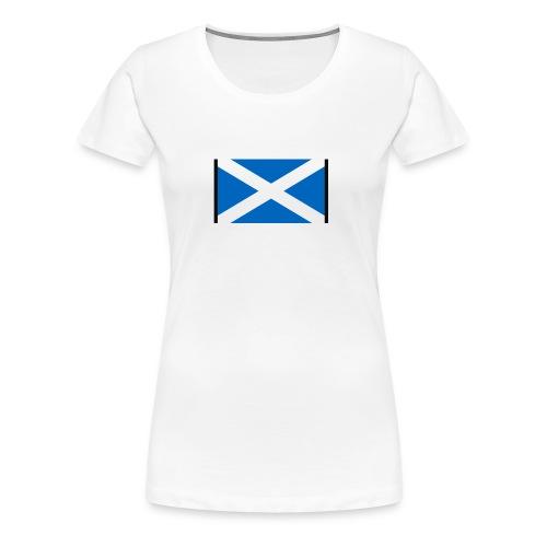 Scotland - Women's Premium T-Shirt