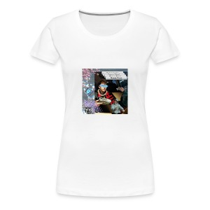 me swag and yung lean - Frauen Premium T-Shirt