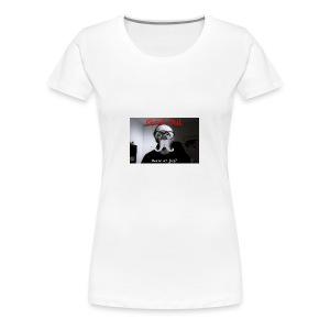 Julekalender - Premium T-skjorte for kvinner