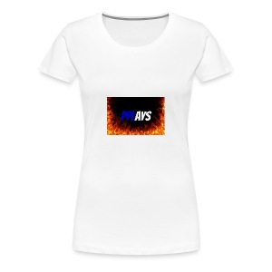 Youtube_Logo - Women's Premium T-Shirt