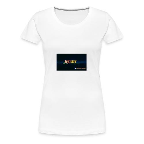 OhrBit Logo - Frauen Premium T-Shirt