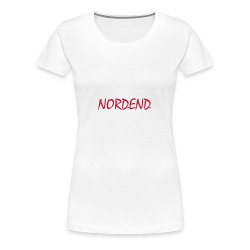 Band Nordend - Frauen Premium T-Shirt