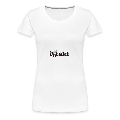 Iotakt-logo-5-png - Premium-T-shirt dam
