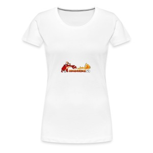 DRAGONKICK.UK - Women's Premium T-Shirt
