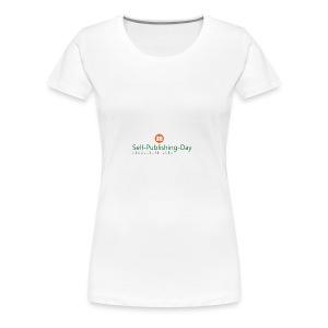 Self-Publishing-Day Düsseldorf 2018 - Frauen Premium T-Shirt