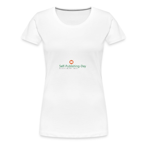 Self-Publishing-Day Düsseldorf 2018 - Frauen Premium T-Shirt