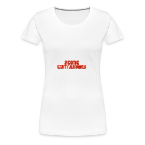 SconeContainers - Frauen Premium T-Shirt