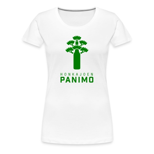Honkajoen Panimo Logo - Naisten premium t-paita