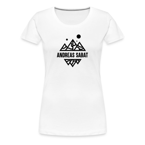 Andreas Sabat - Dame premium T-shirt