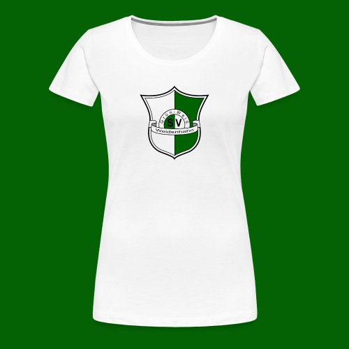 Logo Weidenhahn - Frauen Premium T-Shirt