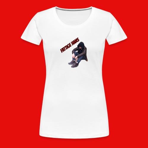 Fattige Hans - Premium T-skjorte for kvinner
