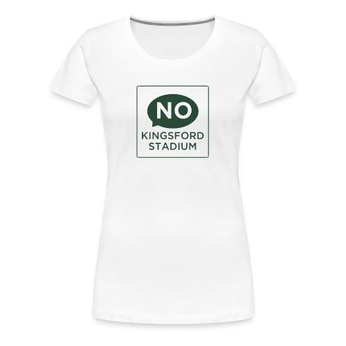 NKS Logo - Women's Premium T-Shirt