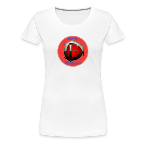 Old logo - Women's Premium T-Shirt