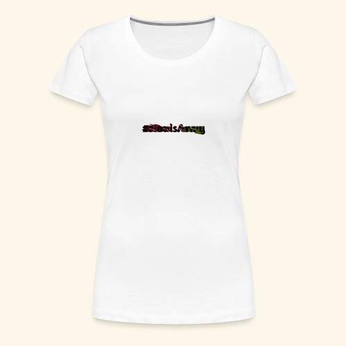 NouisDev - Frauen Premium T-Shirt