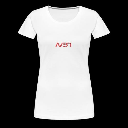 AVERT YOUR EYES - Vrouwen Premium T-shirt