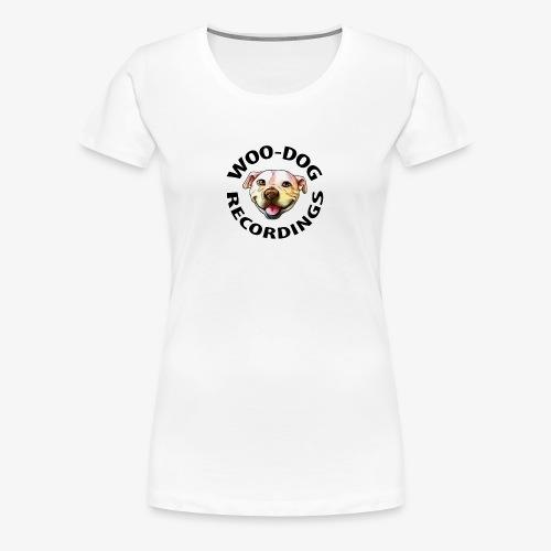 WooDog Logo LSD - Women's Premium T-Shirt