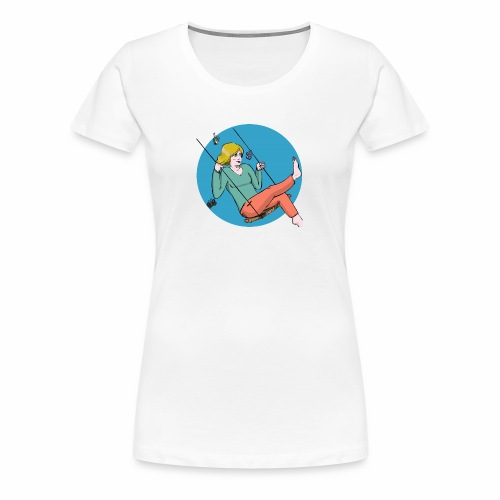 Enjoy Nature - T-shirt Premium Femme