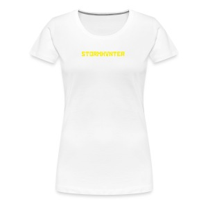 STORMHVNTER Basic - Frauen Premium T-Shirt