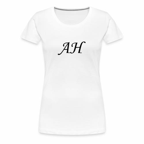 ah - T-shirt Premium Femme
