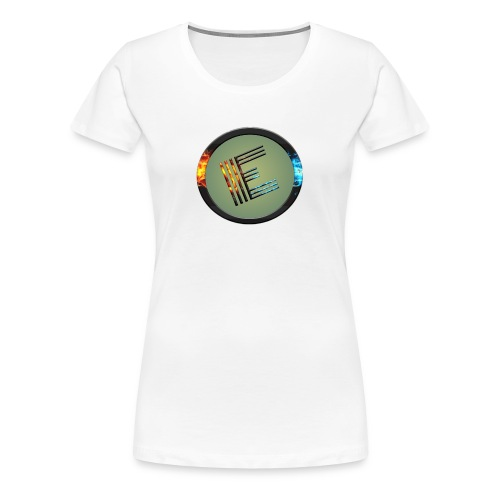 Epic Mission new logo products - Women's Premium T-Shirt