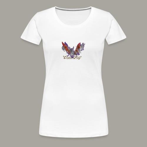 FritzDamen1 - Frauen Premium T-Shirt