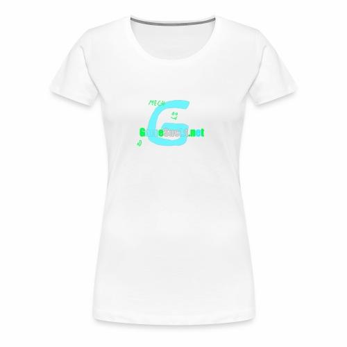 Update Merch - Frauen Premium T-Shirt