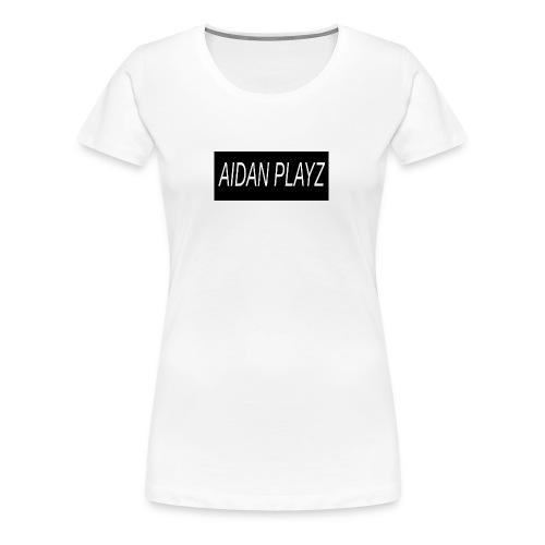 AIDAN - Women's Premium T-Shirt