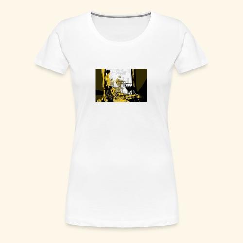immagine cover - Maglietta Premium da donna