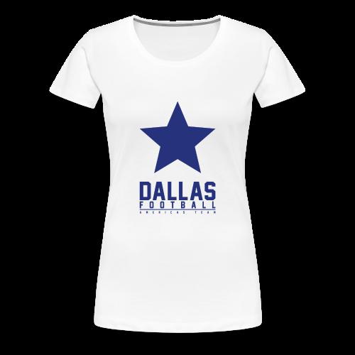 Americas Team - Frauen Premium T-Shirt
