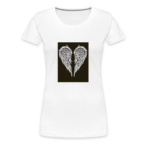 Angel Heart - T-shirt Premium Femme