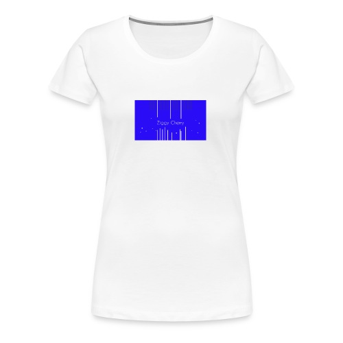 Ziggy Cherry Logo - Women's Premium T-Shirt