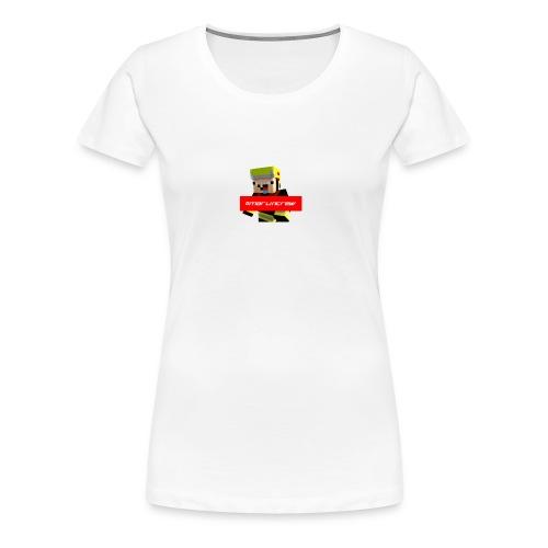 Feuerwehrmannmarlin - Women's Premium T-Shirt