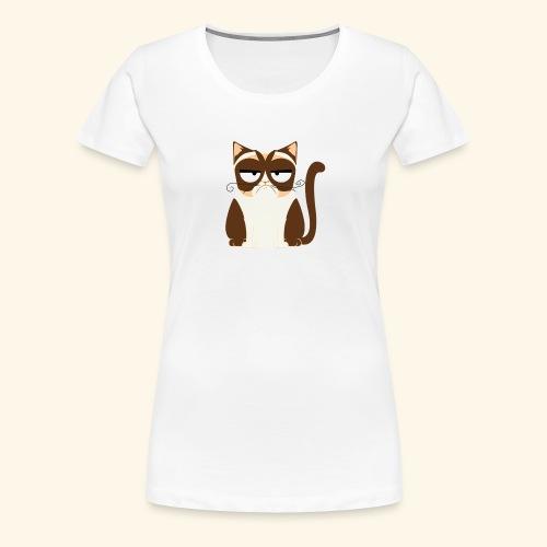 Cat - Women's Premium T-Shirt