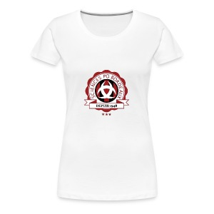 Sciences Po Bordeaux 2016-2017 - T-shirt Premium Femme