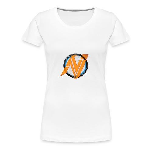 invi.rocks Logo - Frauen Premium T-Shirt