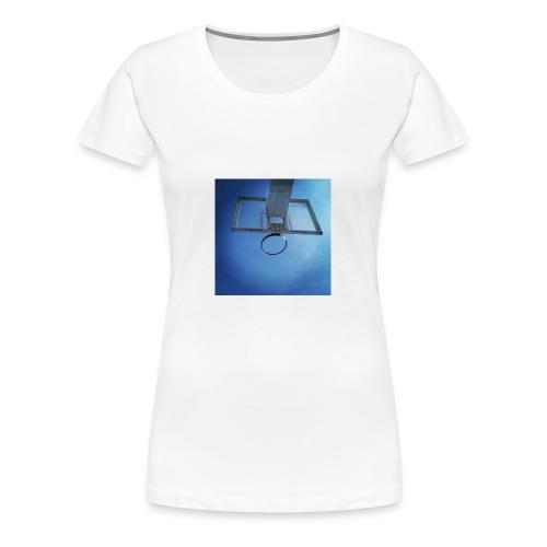 vida basket - Camiseta premium mujer