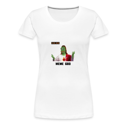 living memes - Women's Premium T-Shirt
