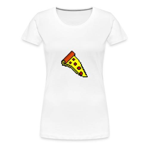Pepperoni Pizza - Women's Premium T-Shirt